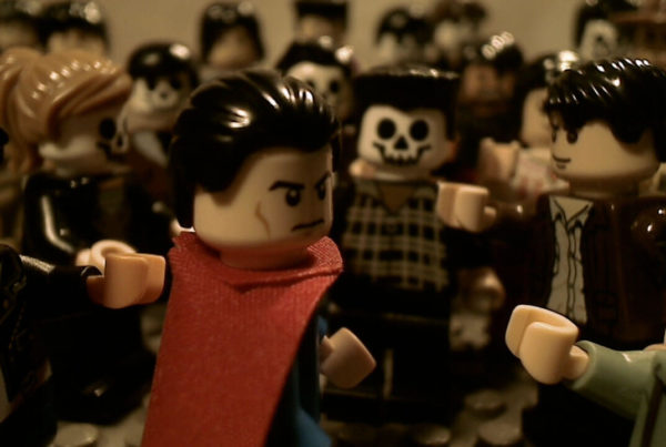 Lego Batman v Superman Trailer