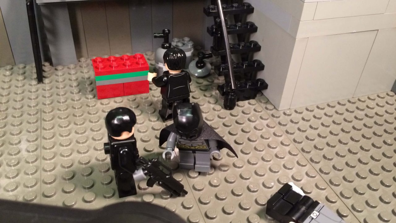 Lego Batman v Superman 09