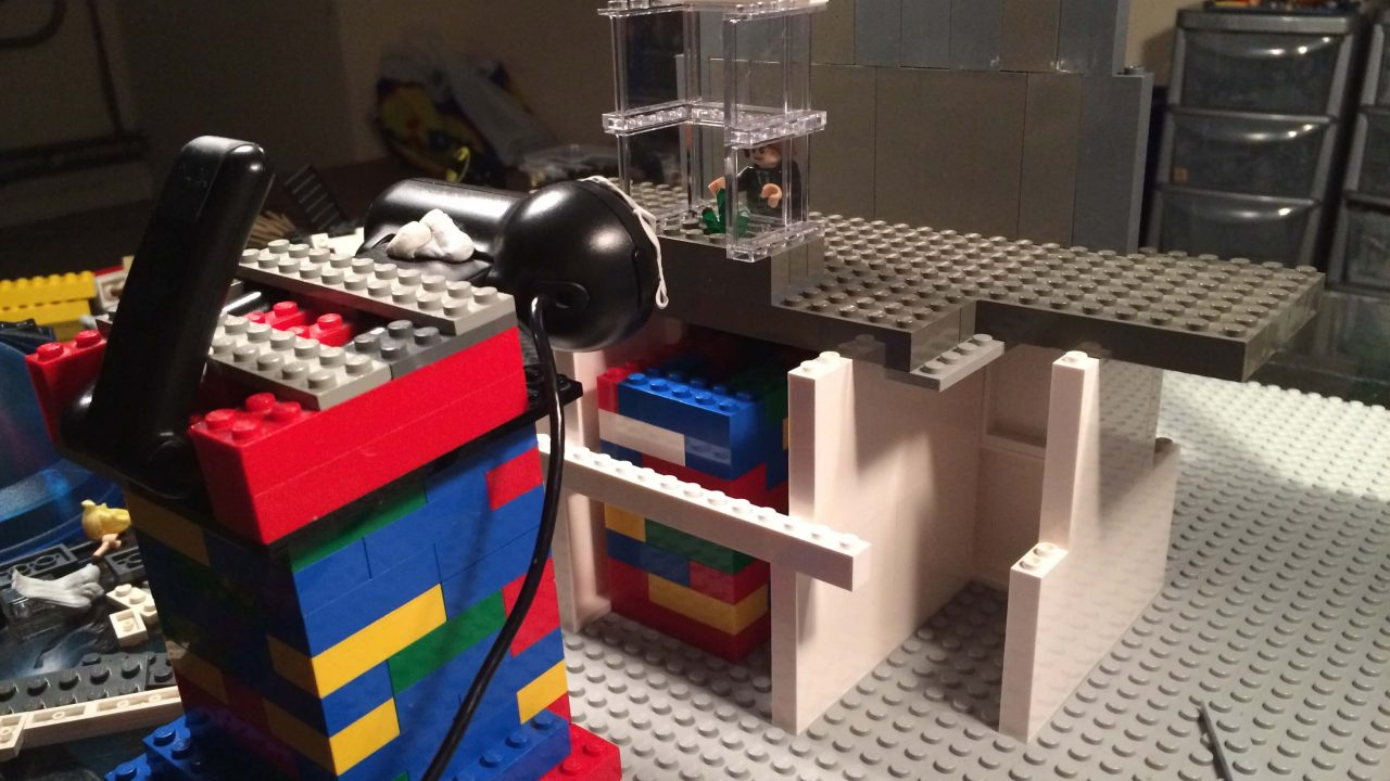 Lego Batman v Superman 11