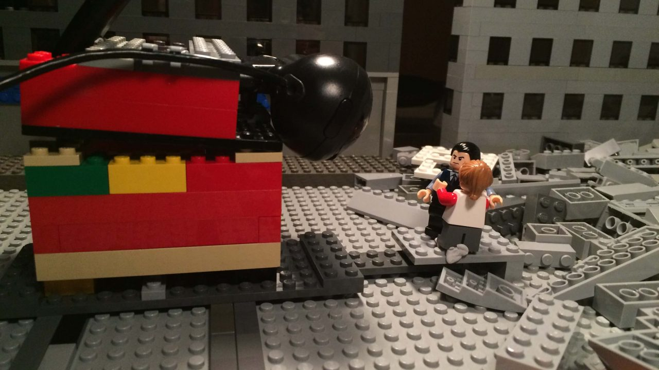 Lego Batman v Superman 20
